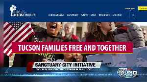 Sanctuary city question to appear on November ballot [Video]