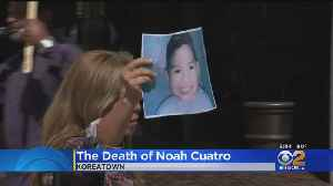 'Now We're Planning A Funeral': Attorney Lashes Out At Agency Over Death Of Noah Cuatro [Video]
