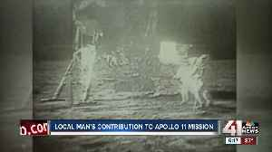 News video: KC man reflects on contribution to Apollo 11 moon mission