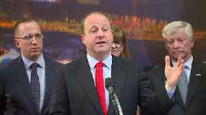 Full news conference: Polis says Colorado reinsurance plan will slash health premiums [Video]