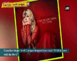 Avril Lavigne drops new track I Fell in Love with the Devil [Video]