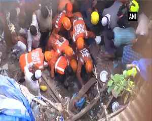 Mumbai Building collapse Death toll rises to 7 [Video]