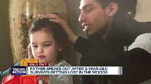 Father speaks out after 2-year-old daughter missing for more than 24 hours in Oscoda County [Video]