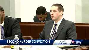 Charles Kuebler found guilty of murder for a second time [Video]