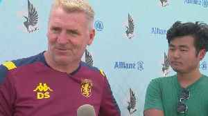 Aston Villa Football Club Embracing Minn. Heat [Video]