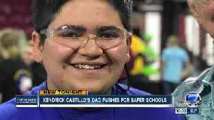 Kendrick Castillo's family want to begin advocating for change in their community [Video]