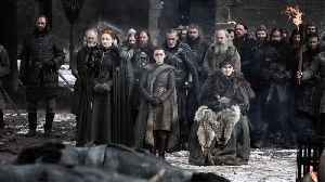 News video: 'Game of Thrones' sets new record for most Emmy Nominations