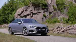 This is the facelifted Audi A4 [Video]