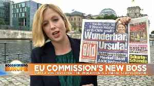 Ursula von der Leyen: What is the view from Germany on the new European Commission president? [Video]