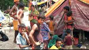 Nepal village community struggles to cope with floods [Video]