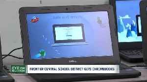 Frontier Central School District to have computers for every 3rd, 4th and 5th grader [Video]