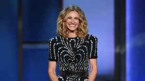 Julia Roberts laughs off Emmys 'snub' [Video]