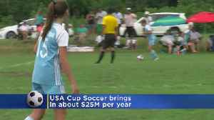 Teams From Across The World Head To Blaine For USA Cup [Video]