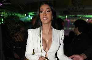 Cardi B's daughter can climb stairs [Video]