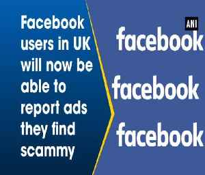 News video: Facebook rolls out new tool to report spam ads in the UK