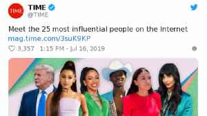 BTS and Ariana Grande top Time's Most Influential Internet Celebrities [Video]