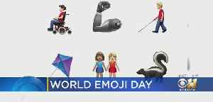 Designs Galore As Tech Celebrates World Emoji Day [Video]