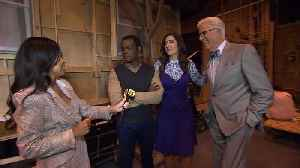 News video: 'The Good Place' Cast React To Emmy Nomination