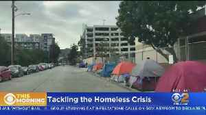 Residents Unhappy About New Rules Policing Homeless In Orange County [Video]
