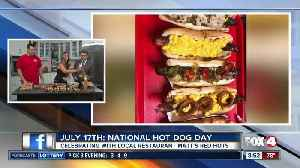National hot dog day with Matt's Red Hots [Video]