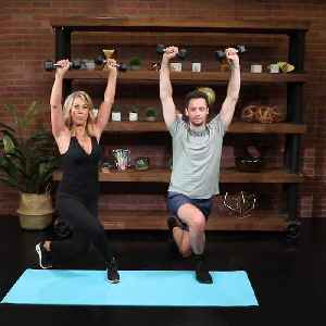 Get fit in 6 minutes with Denise Austin [Video]