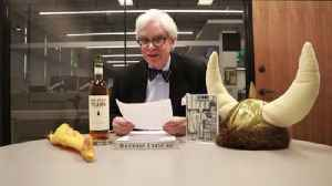 John McIntyre: The whisky that tastes like drinking bacon [Video]