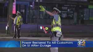 Power Restored To All Customers On Staten Island After Outage [Video]