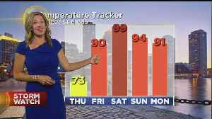 WBZ Midday Forecast For July 17 [Video]
