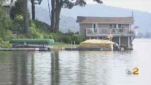 Another NJ Lake Bans Swimming Due To Algae Bloom [Video]