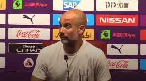 News video: Guardiola confirms Sane to remain at City despite Bayern interest