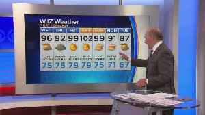 Marty Bass Has Your Wednesday Afternoon Forecast [Video]