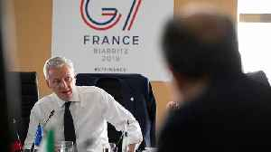 News video: France urges G7 to reach global corporate tax deal