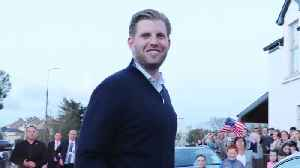 Eric Trump Says '95% Of Americans' Agree With President