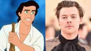 Disney May Cast Harry Styles as Prince Eric in 'The Little Mermaid' [Video]
