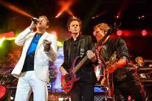 Duran Duran will have '300 swarming drones' at Apollo 11 Moon landing gig [Video]