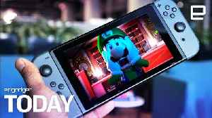 News video: Nintendo's standard Switch is about to get better battery life | Engadget Today