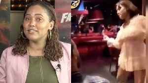 Ayesha Curry Gets ROASTED Again For Doing An EMBARRASSING Milly Rock For Steph Curry [Video]