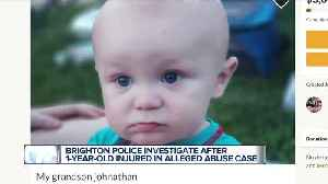 Man in custody after allegedly shaking girlfriend's 1-year-old son [Video]