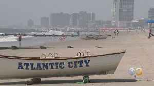 National Weather Service Issues Rip Current Warning For Jersey Shore [Video]