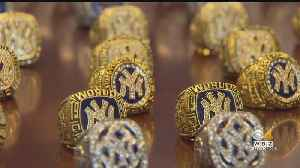 Over 100 Fake Super Bowl And World Series Rings Seized In Shrewsbury [Video]