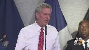 De Blasio Blames Feds In Eric Garner Case [Video]