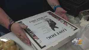 Pizza Shop Adds Lost Pet Flyers To Boxes [Video]