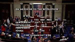 News video: House Votes To Hold Barr, Ross In Contempt