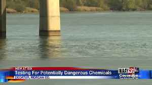 Testing For Potentially Dangerous Chemicals [Video]