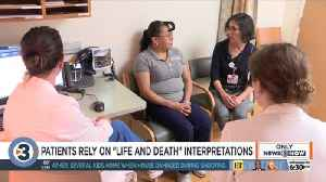 Madison's medical interpreters set standard for patient care [Video]