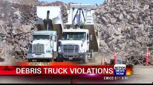 CHP issues hundreds of citations to debris trucks in recent weeks [Video]