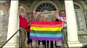 VIDEO: West Reading offers to display Reading Pride flag outside borough hall [Video]