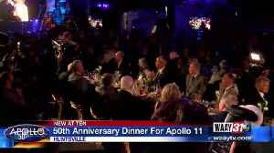 Apollo 11 anniversary dinner interrupted by multiple power outages [Video]