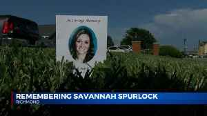 Friends, family and total strangers gather to remember Savannah Spurlock [Video]