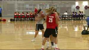 Local teams play in UWL High School Summer League [Video]